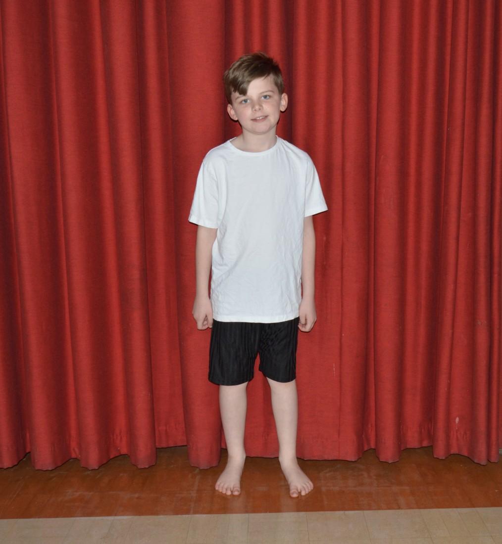 Boothferry Primary School Indoor PE Kit