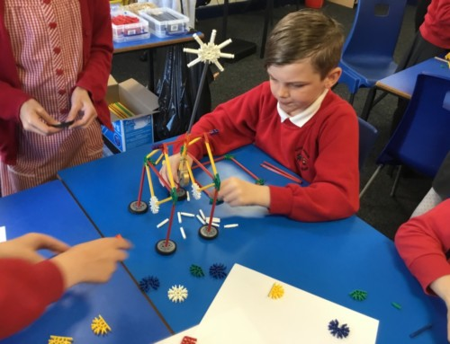 Year 5 STEM Workshop