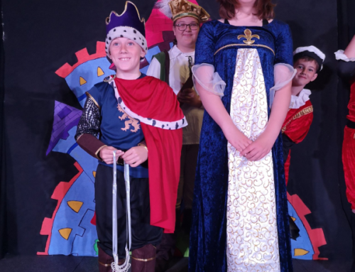 Year 6 Play – What a Knight!