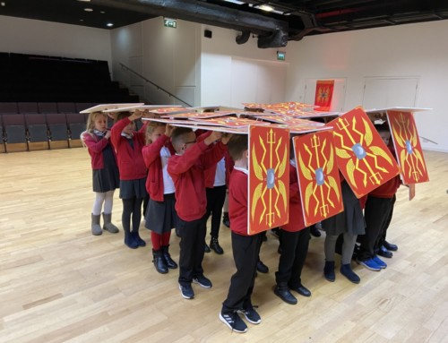 Year 3 trip to Leeds Royal Armouries